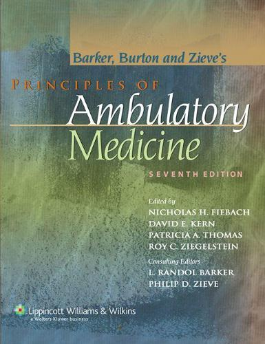 Principles of Ambulatory Medicine (Hardback)