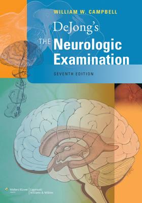 DeJong's The Neurologic Examination 6E, India Edition (Hardback)