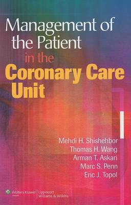 Management of the Patient in the Coronary Care Unit (Paperback)