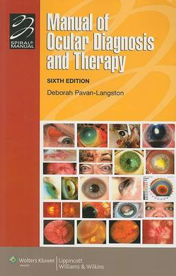 Manual of Ocular Diagnosis and Therapy - Lippincott Manual Series (Paperback)