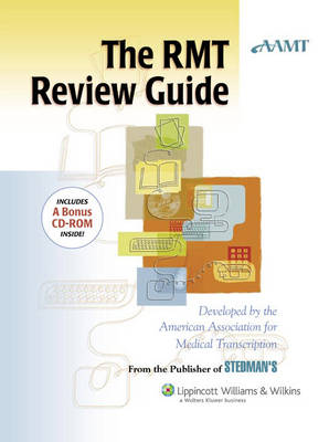 The AAMT RMT Review Guide (Paperback)