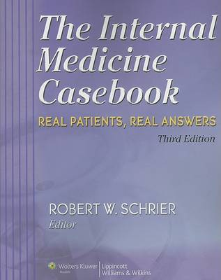 The Internal Medicine Casebook: Real Patients, Real Answers (Paperback)
