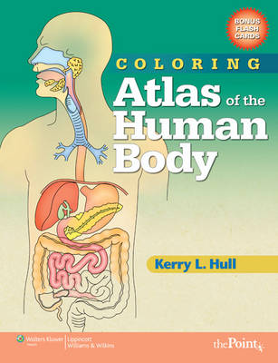Coloring Atlas of the Human Body (Paperback)