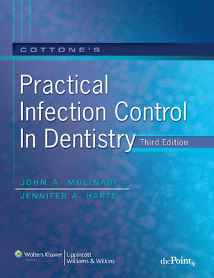 Cottone's Practical Infection Control in Dentistry (Paperback)