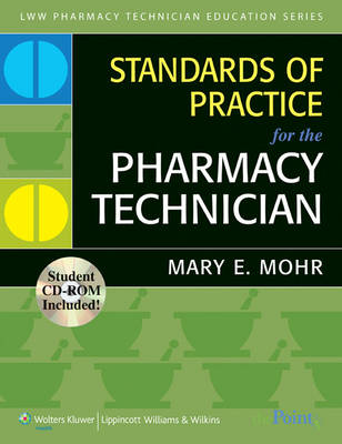 Standards of Practice for the Pharmacy Technician (Paperback)