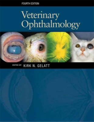 Veterinary Ophthalmology and Interactive Atlas (Hardback)