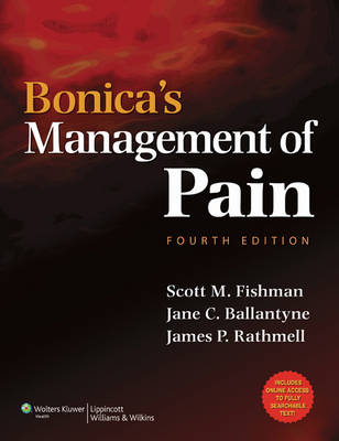 Bonica's Management of Pain (Hardback)