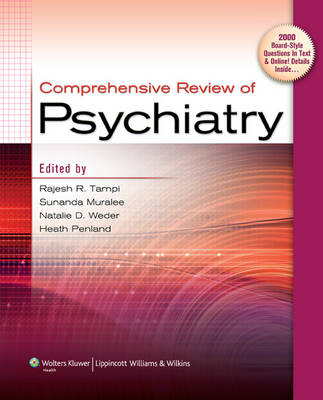 Comprehensive Review of Psychiatry (Paperback)