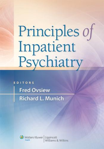 Principles of Inpatient Psychiatry (Hardback)