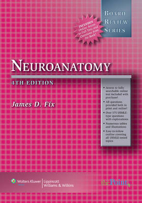 BRS Neuroanatomy - Board Review Series (Paperback)