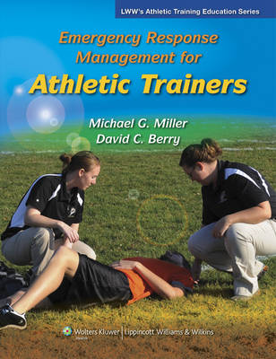Emergency Response Management for Athletic Trainers (Paperback)