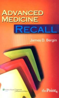 Advanced Medicine Recall - Recall Series (Paperback)