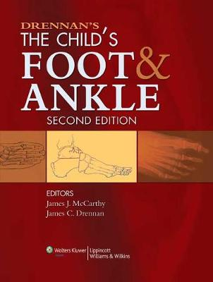 Drennan's The Child's Foot and Ankle (Hardback)