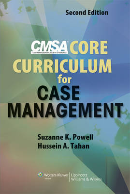 CMSA Core Curriculum for Case Management (Paperback)