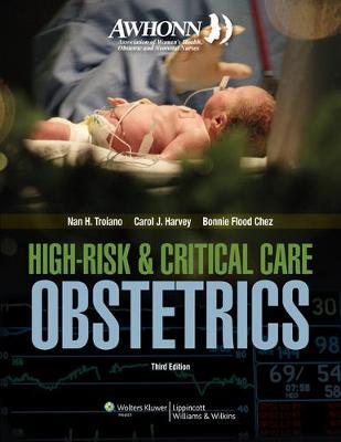 AWHONN High-Risk & Critical Care Obstetrics (Paperback)