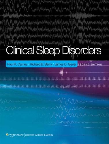 Clinical Sleep Disorders (Hardback)