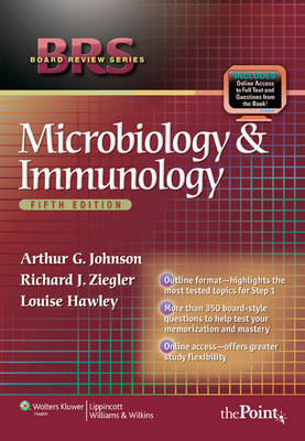 BRS Microbiology and Immunology - Board Review Series (Paperback)