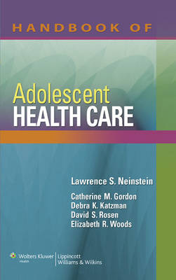 Handbook of Adolescent Health Care (Paperback)