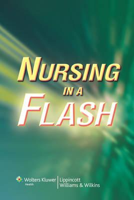Nursing in a Flash (Spiral bound)