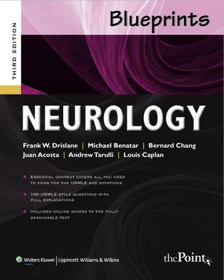Blueprints Neurology - Blueprints (Paperback)