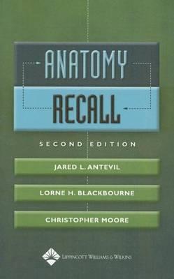 Anatomy Recall - Recall Series (Paperback)