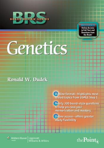 BRS Genetics - Board Review Series (Paperback)