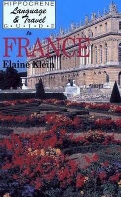 France - Hippocrene Language & Travel Guides (Paperback)