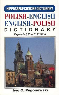 Polish-English / English-Polish Concise Dictionary With Complete Phonetics (Paperback)