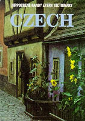 Czech Handy Extra Dictionary (Paperback)