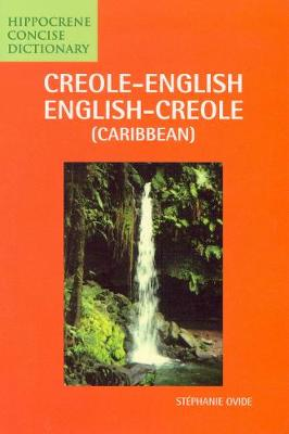 Creole-English / English-Creole (Caribbean) Concise Dictionary (Paperback)