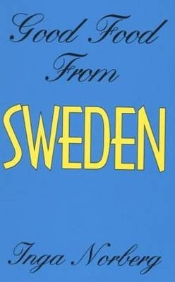 Good Food from Sweden (Paperback)