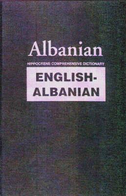 English-Albanian Comprehensive Dictionary (Hardback)