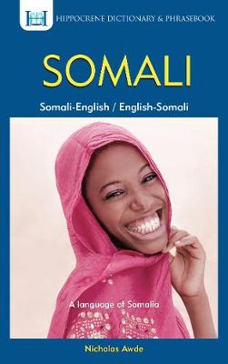 Somali-English / English-Somali Dictionary & Phrasebook (Paperback)
