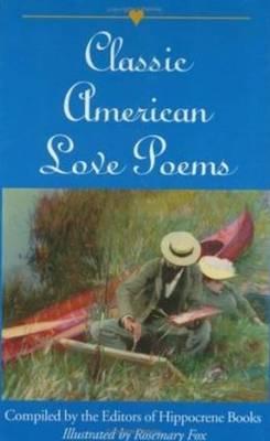 Classic American Love Poems (Hardback)