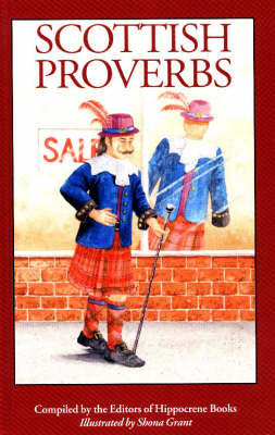 Scottish Proverbs (Hardback)
