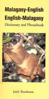 Malagasy-English / English-Malagasy Dictionary & Phrasebook (Paperback)