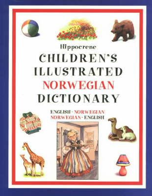 Children's Illustrated Norwegian Dictionary (Paperback)