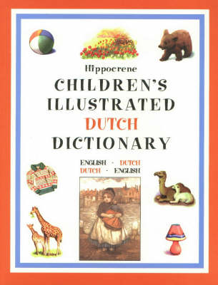 Children's Illustrated Dutch Dictionary (Paperback)