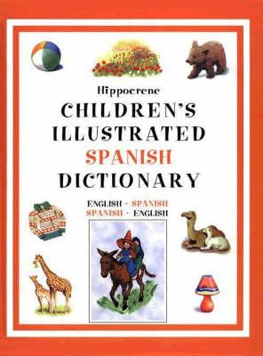 Children's Illustrated Spanish Dictionary (Paperback)