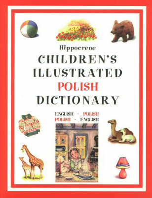 Children's Illustrated Polish Dictionary (Paperback)