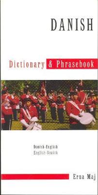 Danish-English / English-Danish Dictionary & Phrasebook (Paperback)