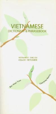 Vietnamese-English / English-Vietnamese Dictionary & Phrasebook (Paperback)