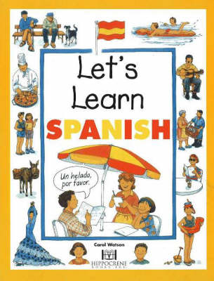 Lets Learn Spanish (Paperback)