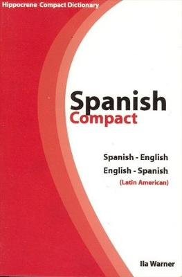 Spanish-English / English-Spanish Compact Dictionary (Latin American) (Paperback)