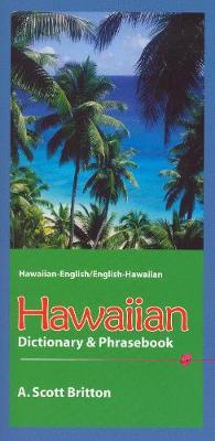 Hawaiian-English / English-Hawaiian Dictionary & Phrasebook (Paperback)