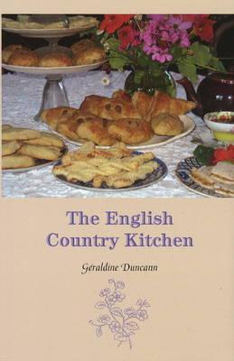 Regional English Country Kitchen (Hardback)