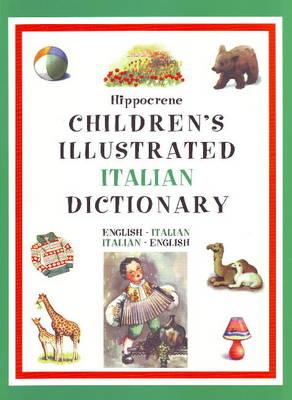 Children's Illustrated Italian Dictionary (Paperback)