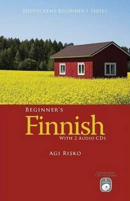 Beginner's Finnish with 2 Audio CD's