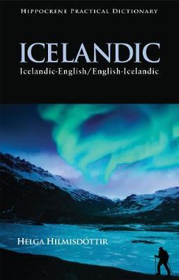 Icelandic-English/English-Icelandic Practical Dictionary (Paperback)