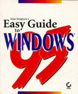Alan Simpson's Easy Guide to Windows 95 (Paperback)